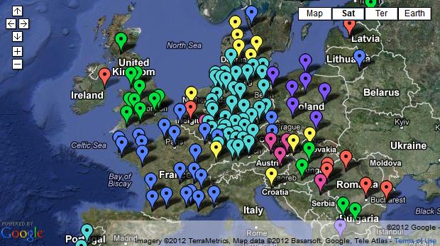 Mappa 9 Giugno