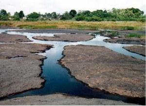 pitch-lake